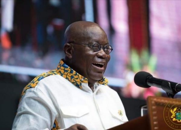 Akufo-Addo: Ghana's leader attends UK-Africa Investment Summit in London