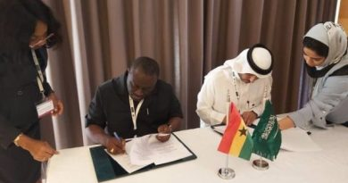 Ghana signs air service agreement with 6 countries