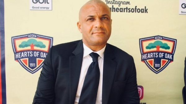 Former Hearts Of Oak Coach Kim Grant Sacked Because He Blocked The Club form Using juju