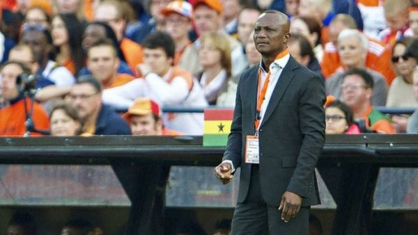 THANK YOU: I laid a strong foundation for Black Stars – Kwasi Appiah
