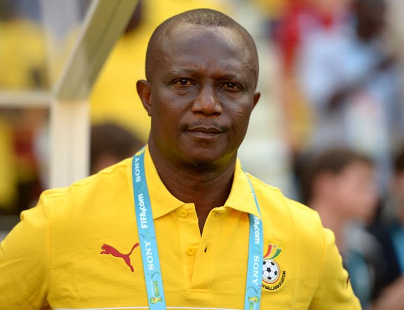 Ghana FA sacks Blacks Stars coach Kwesi Appiah and technical staff