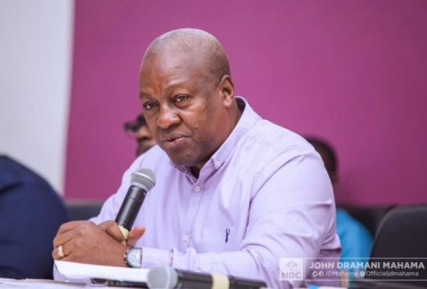 "Airbus bribery scandal: Mahama did not receive even ""one Pound"" as bribe – Edudzi"