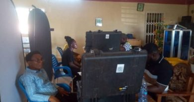 Police pursue two for stealing Ghana Card laptops kept at a mosque