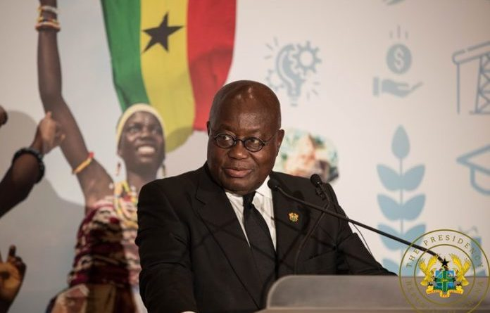 Two appointees under investigations over corruption – Akufo-Addo