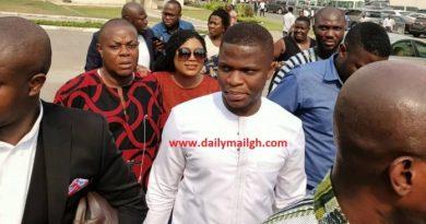 Sammy Gyamfi: Ghana's presidency justifies arrest of opposition spokesperson