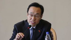 Chinese Ambassador to Ghana tells journalists no concentration camps in Xinjiang