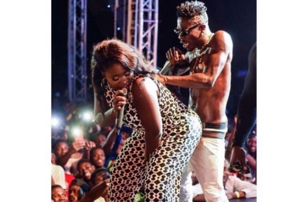 I distanced Myself from Shata Wale So Am Not Seen AS One Of His militant - Sista Afia