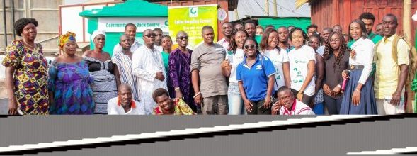 Coliba launches Plastic waste collection community buyback centre in Accra