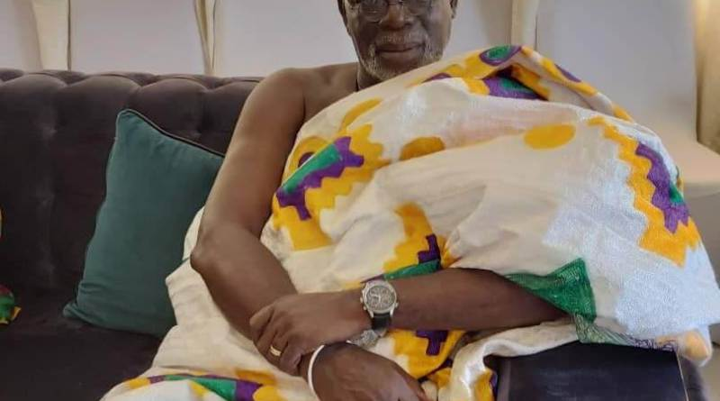 Kwahu State Book is a welcoming news to the Kwahu Kingdom - Nana Abra Appiah