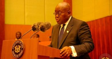 Protect Ghanaians in Libya and Niger – Akufo-Addo to newly appointed Ambassadors