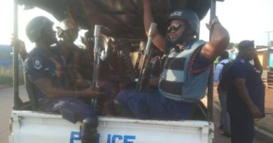Police quell, clashes, between, transport unions, NPP, stalwarts, fingered
