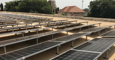 Jubilee House solar power plant to be completed in June 2020