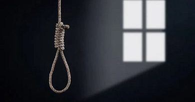 Man arrested for incest, commits suicide in police cells