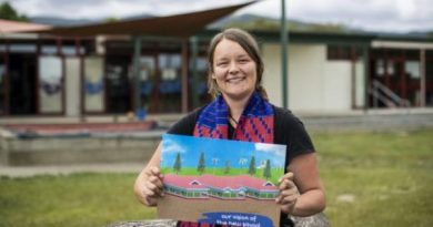 Nelson teacher heads to Africa to build new school in Ghanaian village