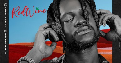 "Big Slim drops a brand new tune titled ""Red Wine"""