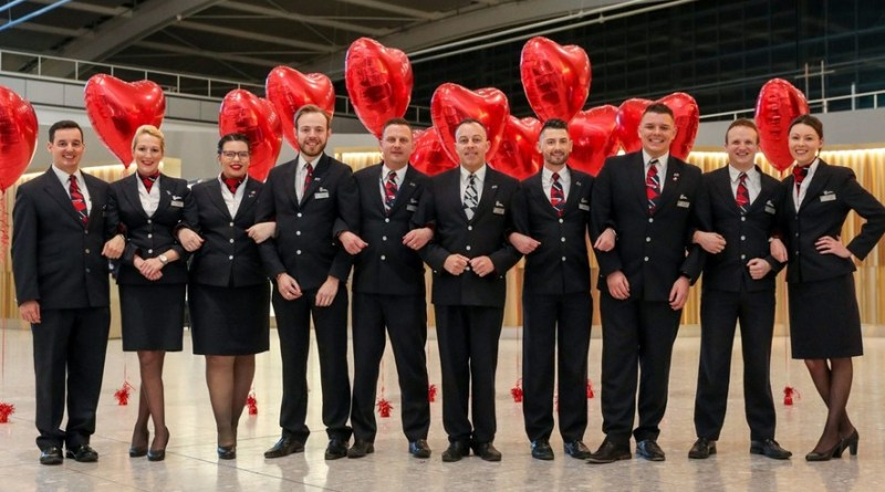 British Airways puts some love in the air with Valentine's specials