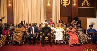 GH¢5m Fund established to support Women Entrepreneurs with Disability - Akufo-Addo