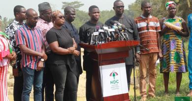 NDC's Fire by the River Side: A Political Communications lens