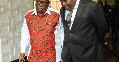 Airbus allegations: Collaborate with your UK counterparts to Investigate - Akufo-Addo to Martin Amidu