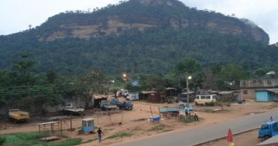 Kwahu Mountain risk collapsing due to increasing fire outbreaks – GNFS