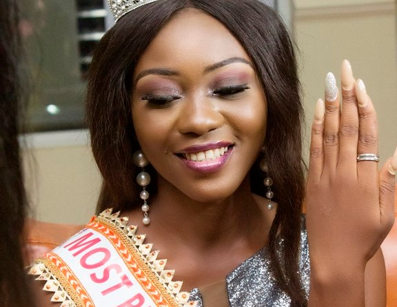 Most Beautiful Model in Africa: Martins Nwakaego Jennifer of Delta State Nigeria wins