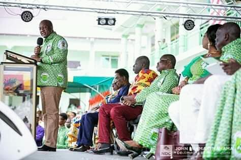 Free SHS: NDC is discussing how Private Schools can Benefit - Mahama