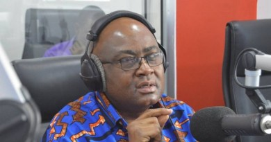 Ben Ephson condemns Parliamentary Press Corps for 'ignoring' their duties