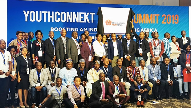 Commonwealth Youth Forum in Rwanda