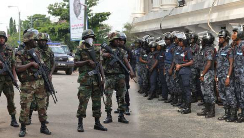 Customs Amendment Act Exempts Security Officers from Payment of Import Duties