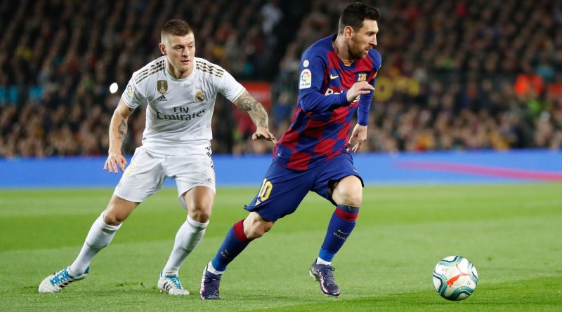 GOtv Upgrade Offer: El Clasico Showdown Real Madrid vs Barcelona