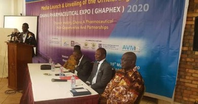 Ghana Pharmaceutical Expo 2020 launched