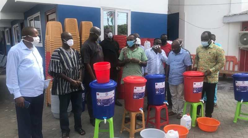 Covid-19: All 275 Constituency Offices receive PPE from NPP