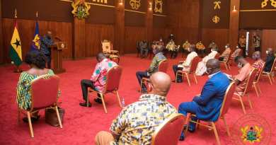 COVID-19: Akufo-Addo urges Media to be truthful and accurate in their reportage