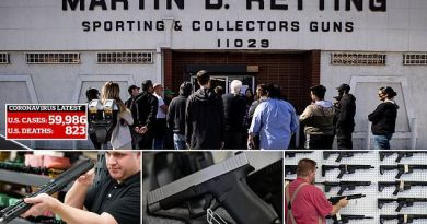 This Rush for Guns in the United States in the Face of COVID-19: Madness or What?