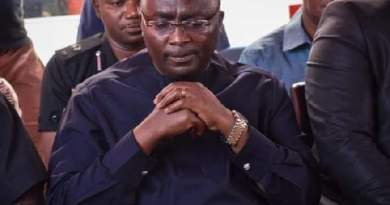 Charity they say begins at Home – ADAM-GH blasts Bawumia