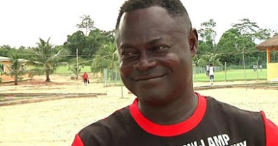 """I must admit Pele's tag gave me a lot of pressure"" - Nii Odartey Lamptey"