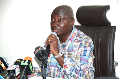 "Saglemi Housing Project Saga: Atta Akyea blames ""Wayward Chief Director"" for Authorizing"