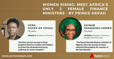 Women Rising: Meet Africa's Only 2 Female Finance Ministers