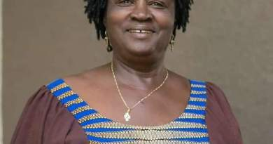 "Prof Naana Opoku-Agyemang, A ""Test-kit"" for Assessing Women's Mobilization Ability in Ghana"