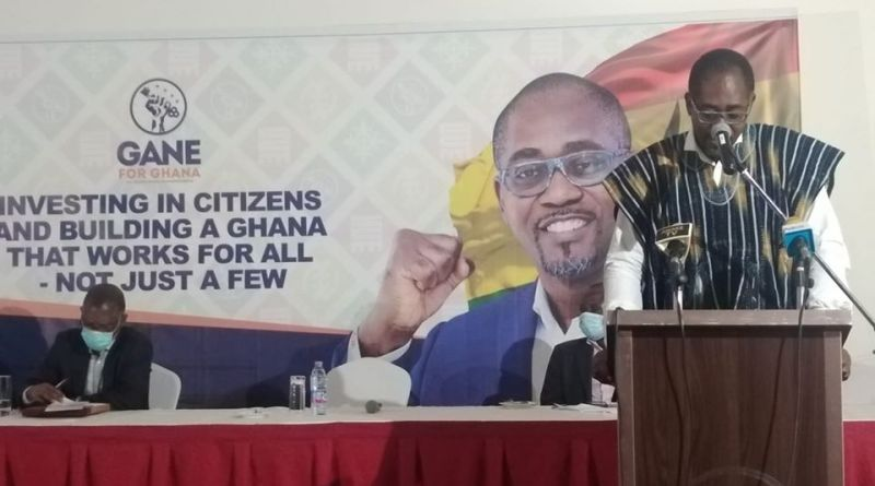 Election 2020: Vote for me to sanitize our governance system - Kofi Gane