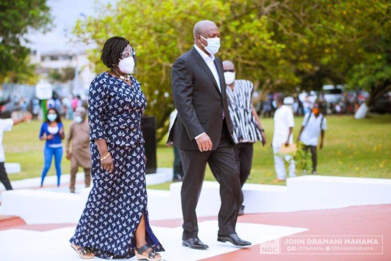 8th Anniversary: Mahama Eulogizes Atta Mills