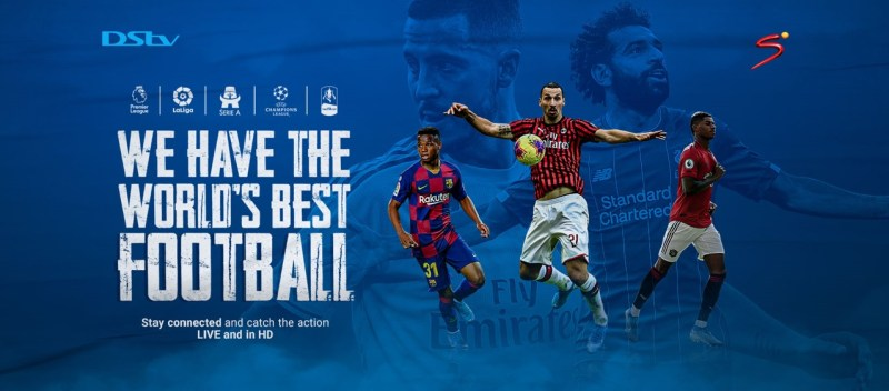 DStv and GOtv geared to offer the World's Best Football as countdown to new season begins