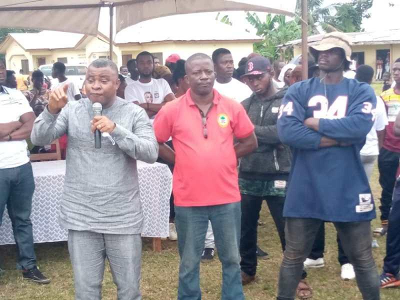 Bekwai: Joseph Osei Owusu loses grounds in parliamentary race