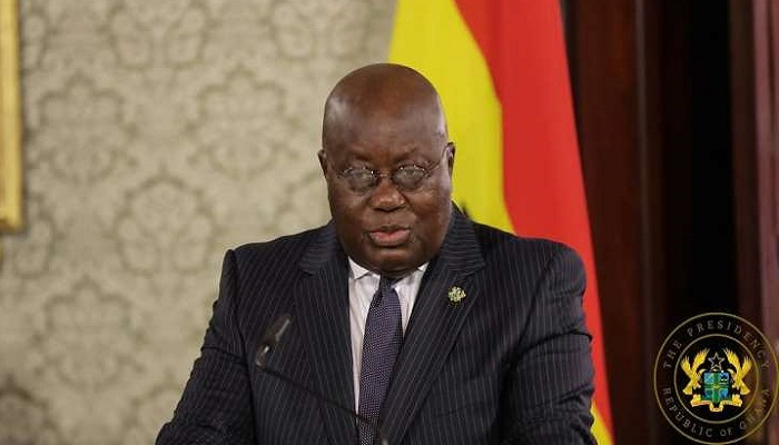 Akufo-Addo hails the Leadership of GEXIM Bank