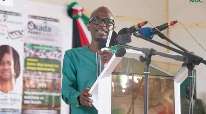 NPP preparing to Deploy Armed Vigilantes in Military Uniform to Volta - Asiedu Nketia