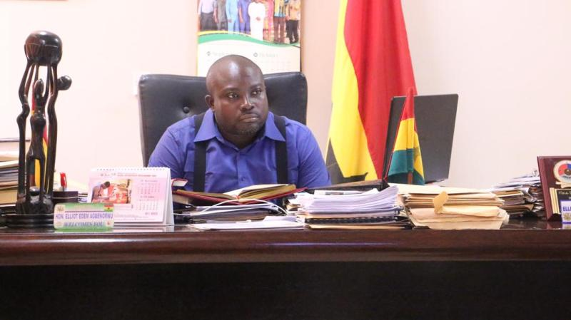 Ketu South Municipal Assembly ready to work with GSA to facilitate trade - MCE