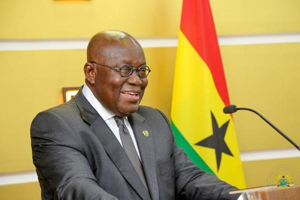 """We will be declared winners of the polls"" - President Akufo-Addo"