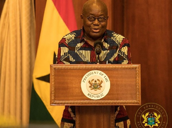 Free Water Policy extended to December - Akufo-Addo