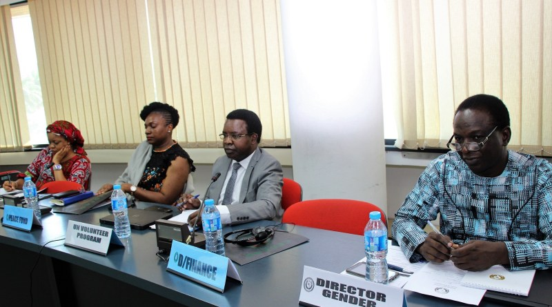 8th Metting Of ECOWAS Volunteers Programme Regional Coordination Council