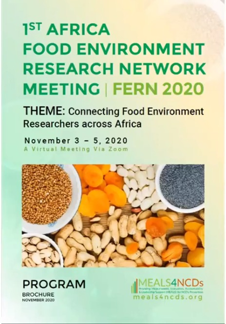 MEALS4NCDs Project Launches 1St Africa Food Environment Research Network